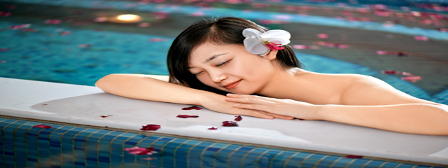 The relaxing journey of Royal Spa